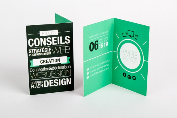 Flyer - WebAgency