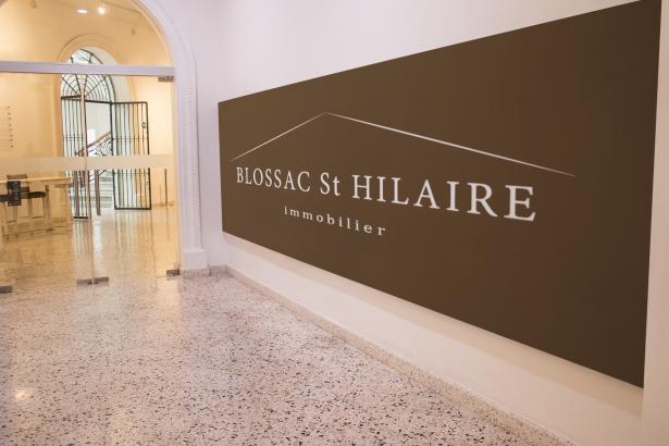 Blossac St Hilaire